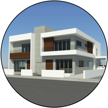 House Yeroskipou Pafos Cyprus architects