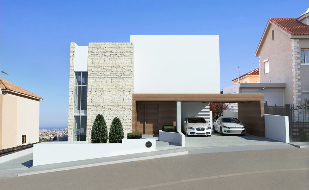 limassol architecture lemesos architect ypsonas house