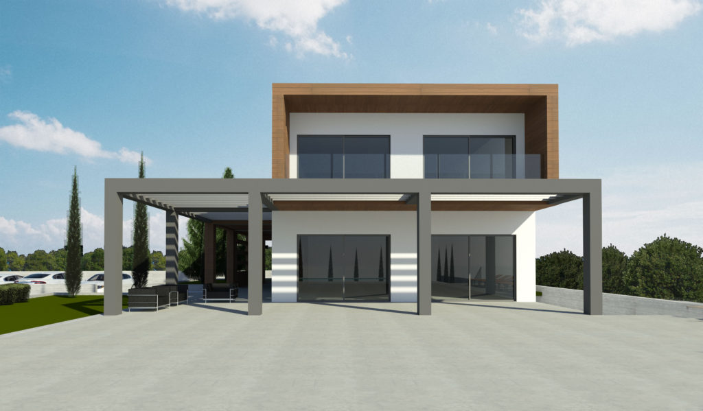 paphos architect pafos villa luxury