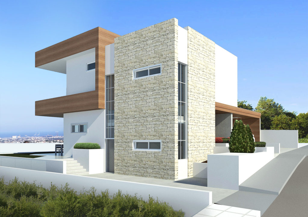ypsonas architecture limassol house
