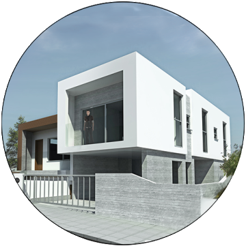 House Paphos Cyprus architects