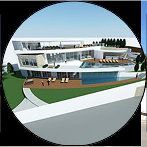 paphos villa luxury cyprus architecture
