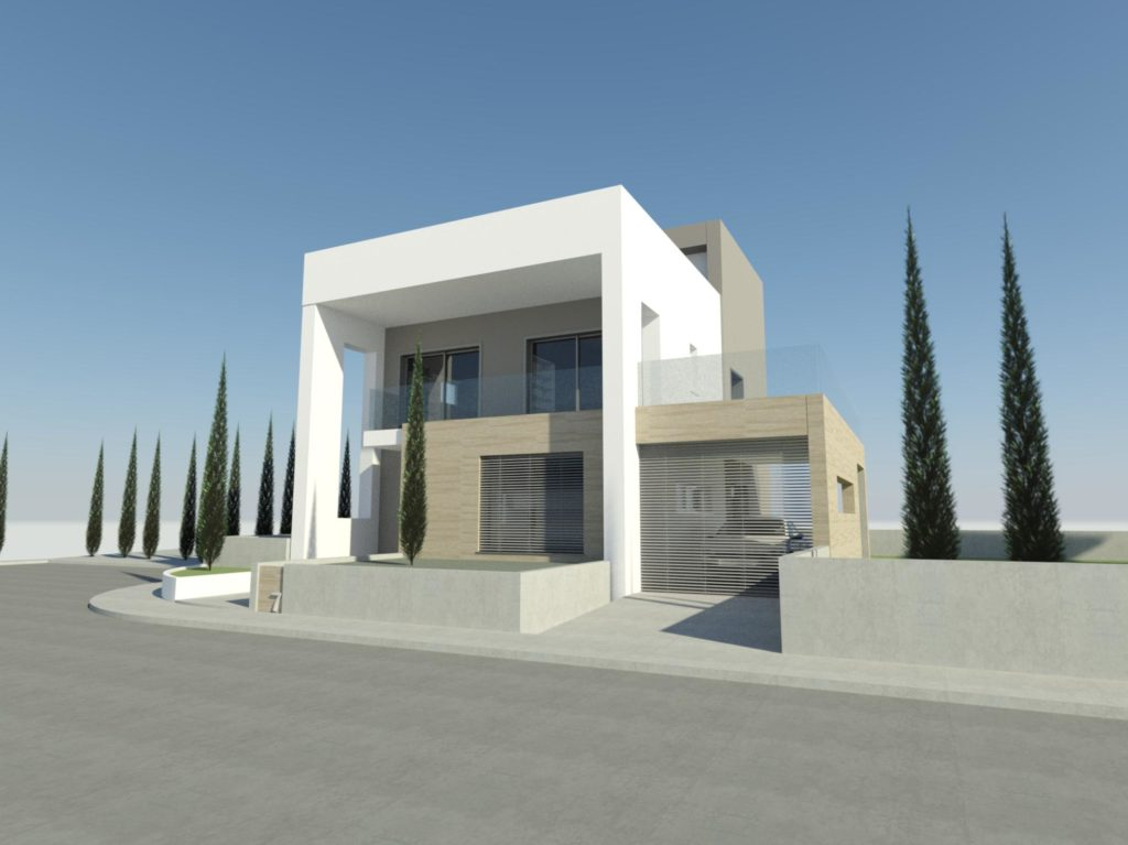paphos architecture house residential