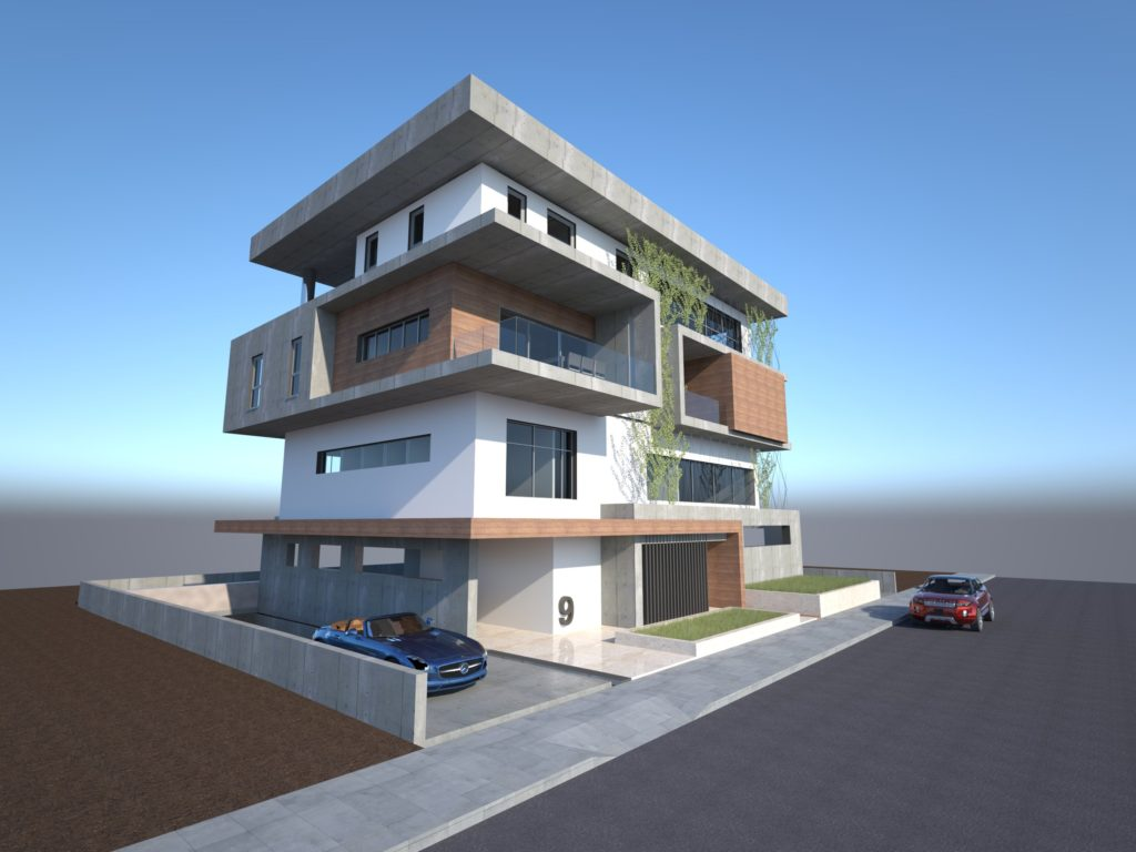 paphos modern architecture